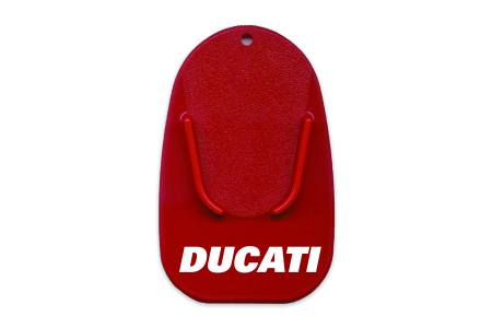 97080091A PLATINE BEQUILLE DUCATI