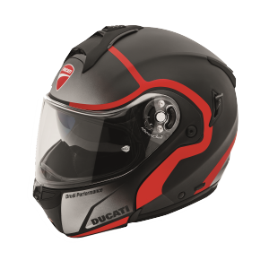98104200 CASQUE MODULABLE DUCATI HORIZON