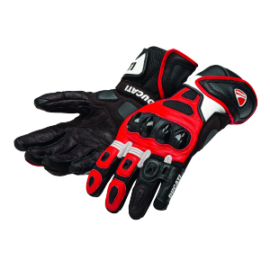 98104209 GANTS ALPINESTARS SPEED AIR DUCATI ROUGE BLANC
