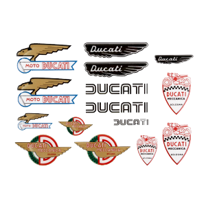 981490010 HISTORICAL STICKERS