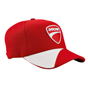987750020 CASQUETTE COMPAGNY ROUGE