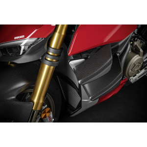 96981341AA AILERONS CARBONE DUCATI STREETFIGHTER V4