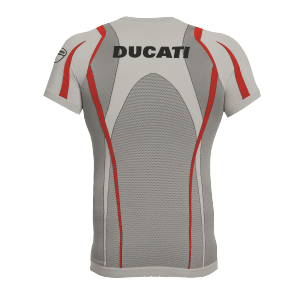 98104002 T SHIRT TECHNIQUE MC DUCATI COOL DOWN