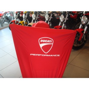 967893AAA HOUSSE DUCATI PERFORMANCE ROUGE